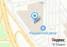 Компания «МИР ВИТРАЖА» на карте
