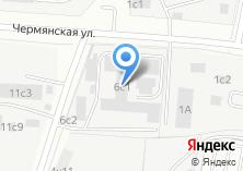 Компания «ОБИВОЧКА» на карте