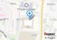 Компания «Гормедтехника» на карте