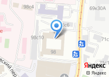 Компания «Российская ассоциация предприятий по продаже и ремонту медицинской техники» на карте