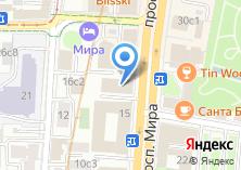 Компания «АльфаСтрой» на карте