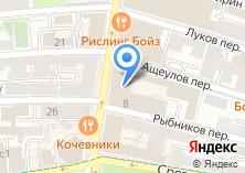Компания «Главное контрольное Управление Московской области» на карте