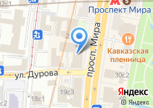 Компания «СтатусПолиграф» на карте