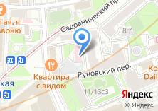 Компания «Представительство Администрации Кемеровской области при Правительстве РФ» на карте