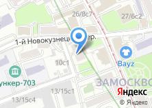 Компания «Деликатэ Фреш» на карте