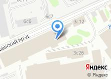 Компания «Тепло-Арт» на карте