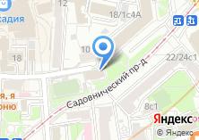 Компания «Институт земельных отношений» на карте