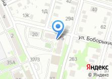 Компания «SAK» на карте