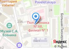Компания «Лукра Кэпитал Групп» на карте