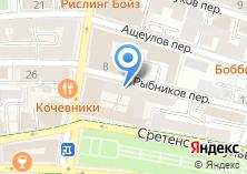 Компания «Сретенка-1» на карте