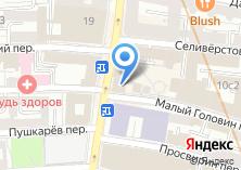 Компания «Нацу-Хару» на карте