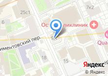 Компания «Сбербанк-АСТ» на карте