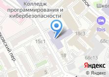Компания «Российский союз пекарей» на карте