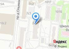 Компания «Мировые судьи Останкинского района» на карте