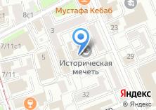 Компания «Первая Московская Суннитская Мечеть» на карте
