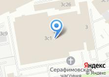 Компания «ИНТЕРРАЙТ-РУС» на карте