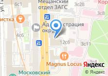 Компания «MsksHopper» на карте
