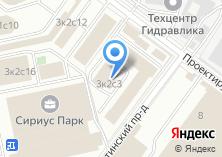 Компания «АИС Авто» на карте