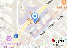 Компания «КБ МФбанк» на карте
