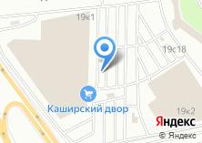 Компания «Элит Интерьер» на карте