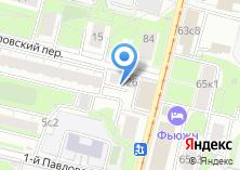 Компания «Victoria Hostel» на карте