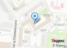 Компания «Мобильные Финансы» на карте