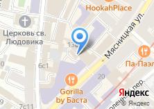 Компания «Osobnyak MAX» на карте