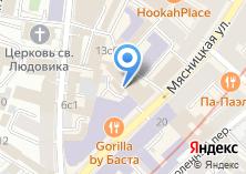 Компания «Орловское землячество» на карте