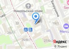 Компания «РусДомСтрой-2020» на карте