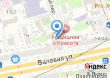 Компания «Пи Ви Джи» на карте