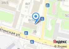 Компания «Радуга-ТД» на карте
