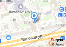 Компания «ФРЕШТЕЛ» на карте