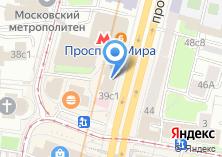 Компания «Московский общественный фонд культуры» на карте