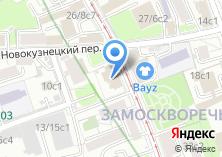 Компания «Конти-Рус» на карте