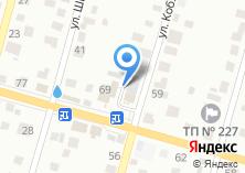 Компания «Хомяк» на карте