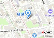 Компания «Прокуратура г. Москвы» на карте