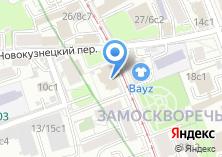Компания «Кови» на карте