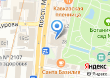 Компания «Невинный садовник» на карте