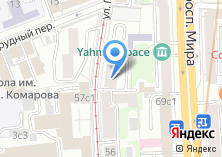 Компания «АКИБ Образование» на карте