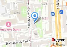 Компания «Северные просторы» на карте