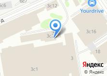 Компания «Москворецкий» на карте