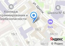 Компания «АКУЛИНА» на карте