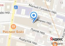Компания «Русский каравай» на карте