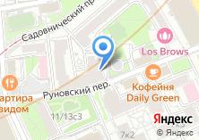 Компания «ИНДЖЕНИКС ГРУП» на карте