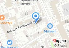 Компания «Центр недвижимости и партнерства» на карте