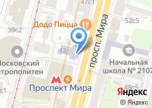 Компания «Россия молодая» на карте