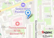 Компания «ПрофИтПроект» на карте