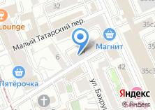 Компания «Лаптев и партнеры» на карте