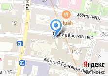 Компания «КБ Московское ипотечное агентство» на карте