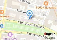 Компания «Почтовое отделение №107045» на карте